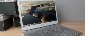 Обзор Acer Aspire S7-392 Ultrabook