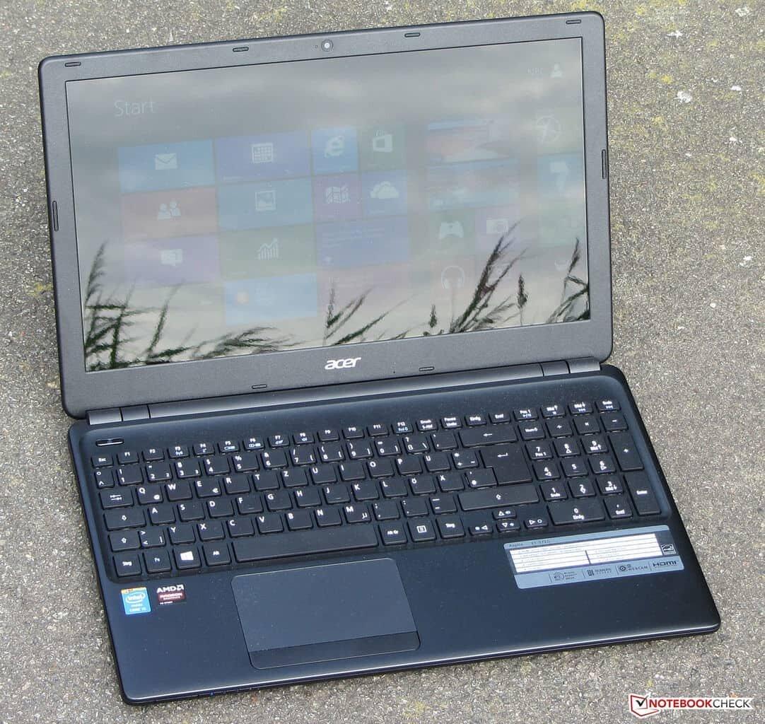Acer Aspire E1-572G 2